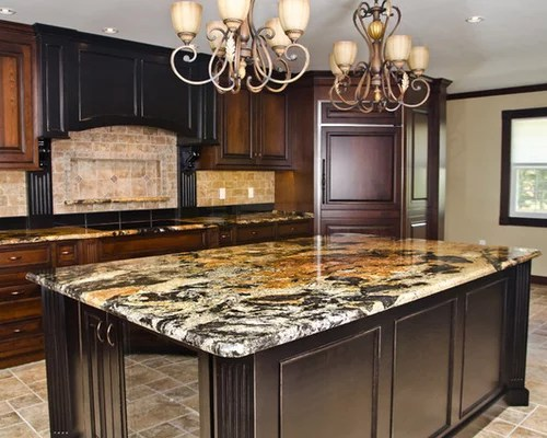 Kitchen Countertops Matching Backsplash