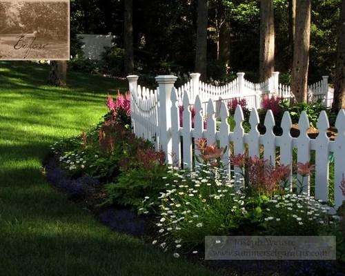 Short Picket Fence