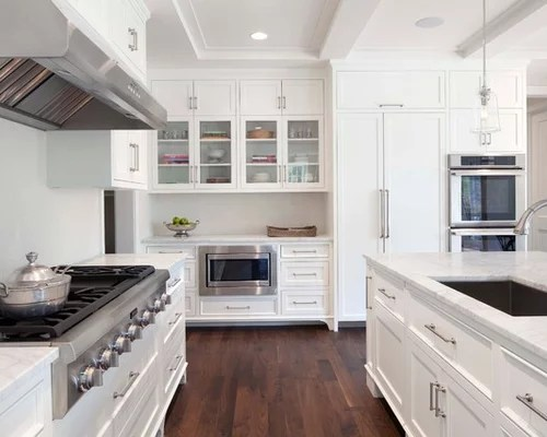 White Shaker Kitchen Ideas Pictures Remodel And Decor