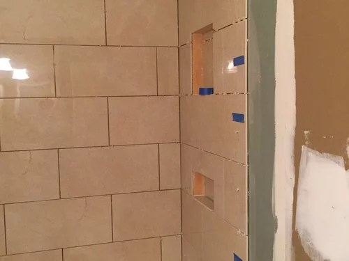bullnose tile unfinished edge