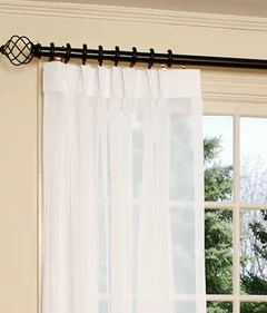 want to open and close the curtains