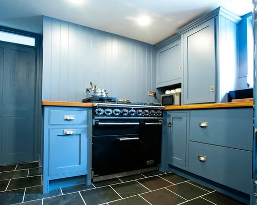 Blue Grk Kitchen