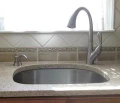 faucet base plate optional