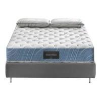 Mattress, Magnigel Deluxe Dual 12, Soft and Medium Soft Comfort, Queen