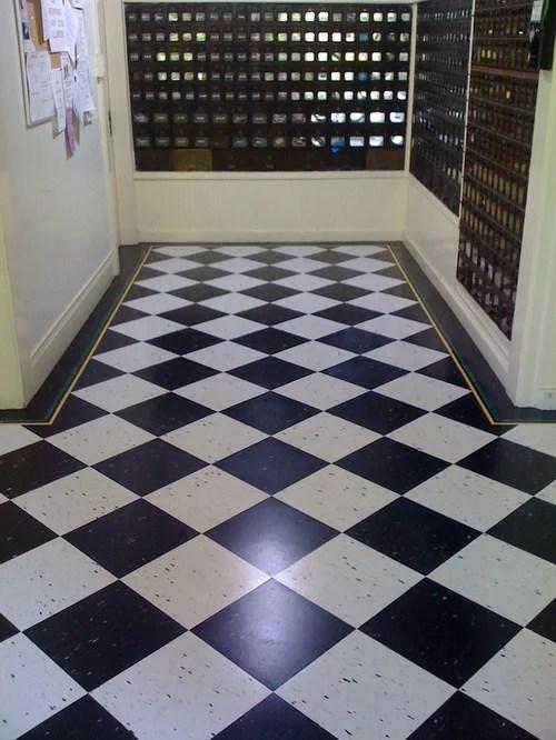 Vinyl Composition Tile Floors VCT