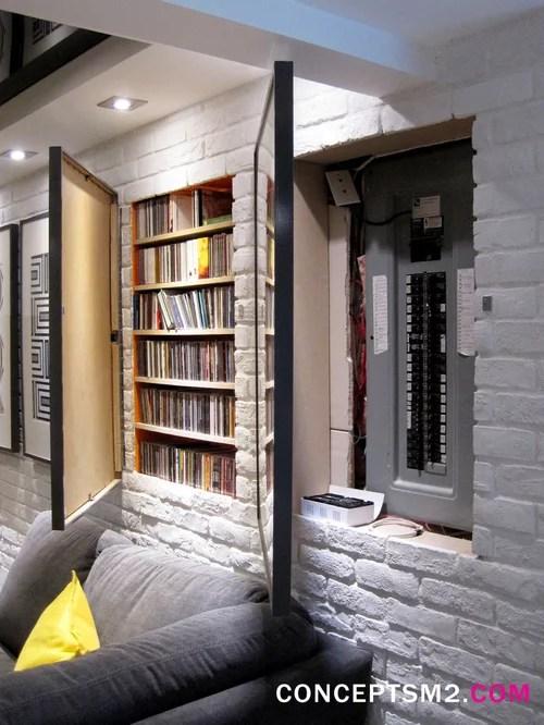Hiding Electric Panels Home Design Ideas Pictures