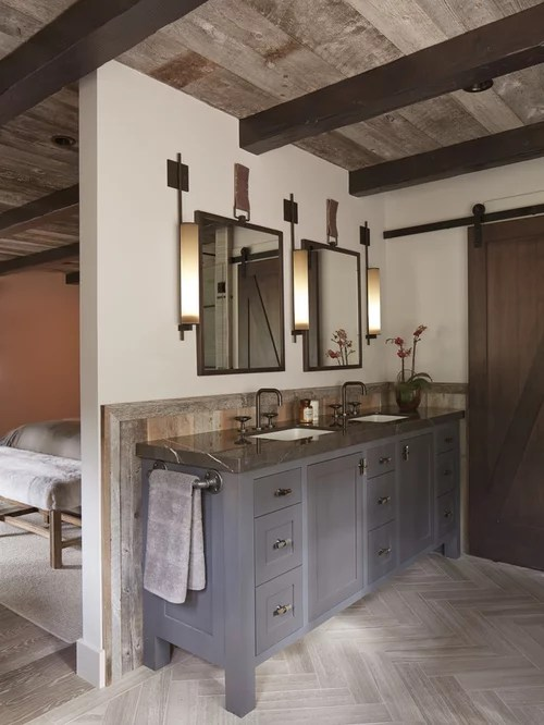 Rustic Bathroom Design Ideas Renovations Amp Photos With
