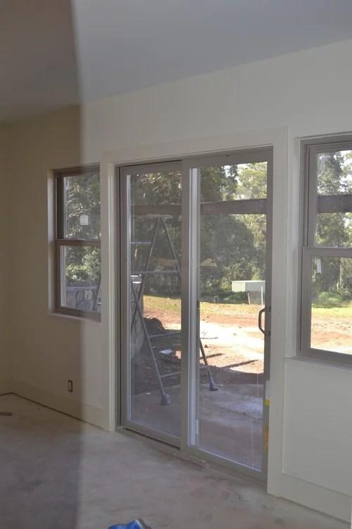 dress these windows and patio door