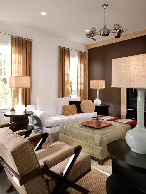 Casual Living Room Houzz