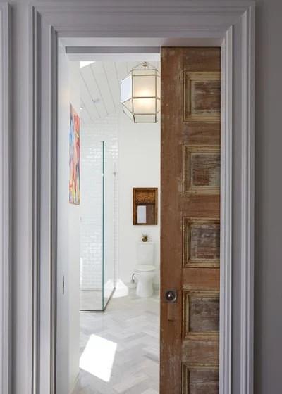 Contemporary Bathroom by Eileen Deschapelles Interior Design