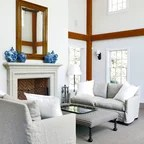 The Tate Post And Beam Barn Home Traditional Bedroom