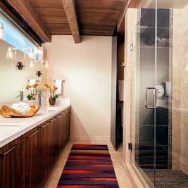 Юго-западный Ванная комната by Lindsey Schultz Design