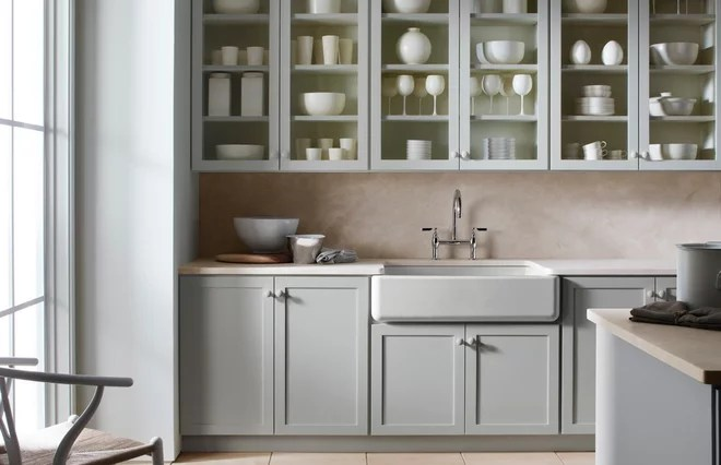 Transitional Kitchen by The Ensuite Winnipeg