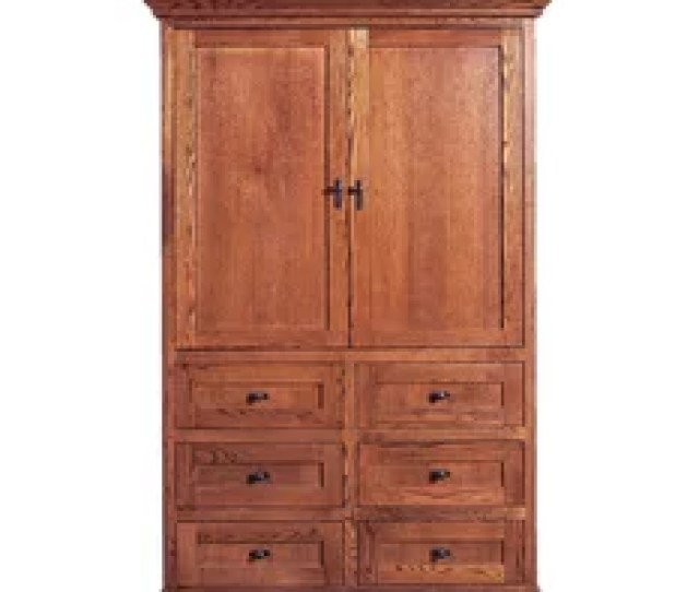 Forest Designs Furniture Mission Tv Armoire Auburn Alder Media Cabinets