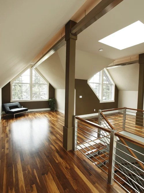 Contrasting Wood Floors Houzz
