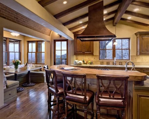 Curved Breakfast Bar Home Design Ideas Pictures Remodel