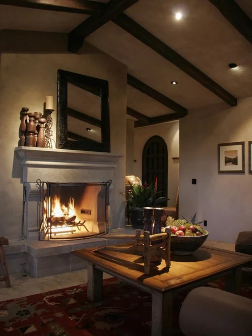 Tuscan Fireplace Ideas Pictures Remodel And Decor
