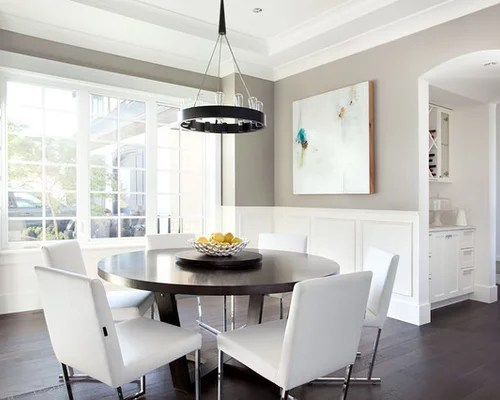 Gray And White Family Rooms