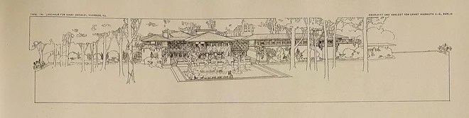 Frank Lloyd Wright's Enduring Influence on Japanese Home Design (I)