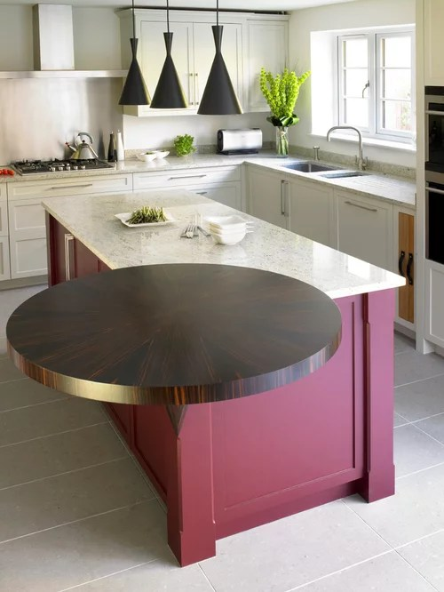 U Shaped Kitchen Diner