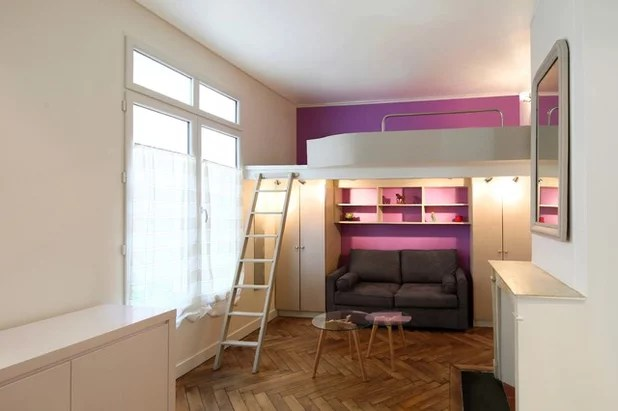 Amnager Un Petit Espace Zoom Sur Trois Studios De Moins