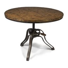 Magnussen Cranfill Cocktail Table Aged Pine