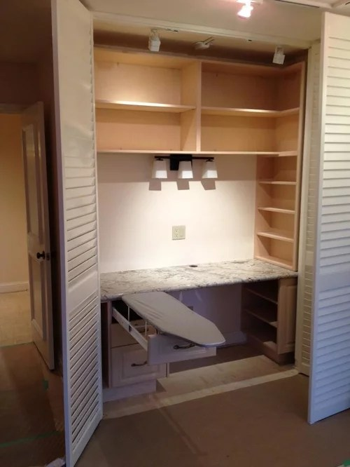 Sewing Closet Ideas Pictures Remodel And Decor