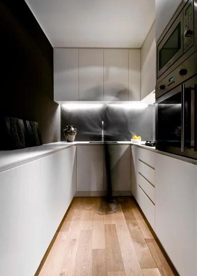 Contemporaneo Cucina by Studio Milanese di Architettura
