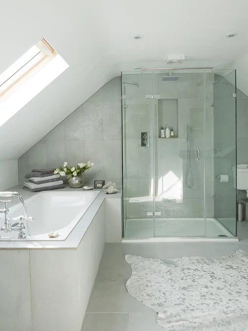 Image Result For Attic Bathroom Ideas