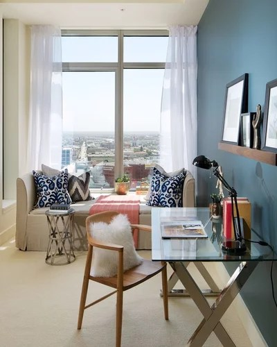 A Picture Perfect Home Office