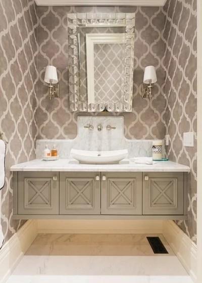Traditional Bathroom by Prestige Custom Homes