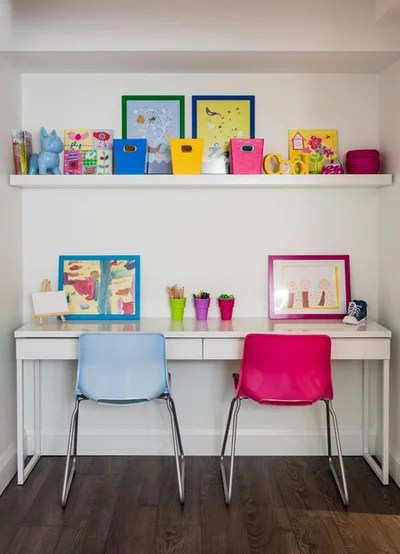 Contemporary Kids by Decor by Christine Interior Decorating & Design