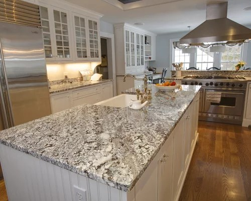 New Azul Aran Granite Countertops Houzz