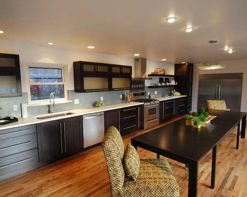 Long Narrow Kitchen Designs
