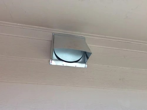 decorative outside range hood vent covering