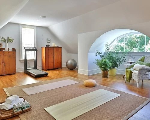 Awesome Home Yoga Studio Design Ideas Gallery - New House Design