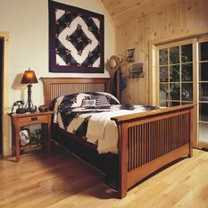Stunning Craftsman Bedroom Furniture Contemporary - Decorating ...
