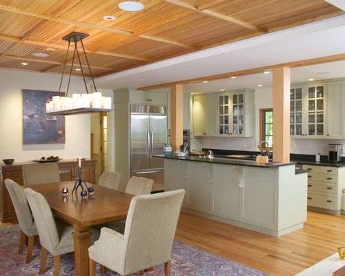 Open Kitchen To Dining Room Ideas, Pictures, Remodel And Decor