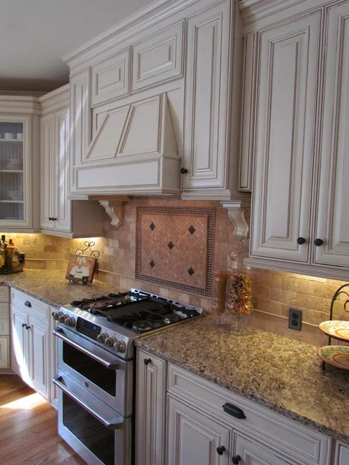 Built In Range Hood Houzz