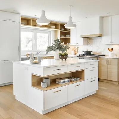 Scandinavian Kitchen by Jenny Martin Design