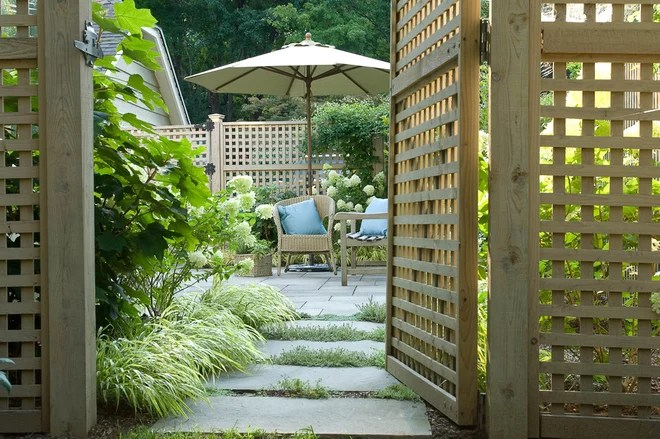 Traditional Patio by Westover Landscape Design, Inc.