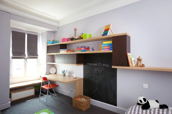 Contemporáneo Dormitorio infantil by Alia Bengana architecte