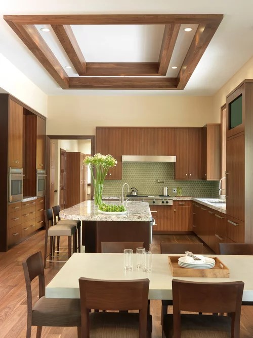 Warm Contemporary Houzz