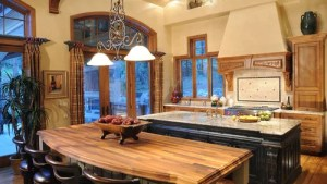 Two Island Kitchen Home Design Ideas, Pictures, Remodel