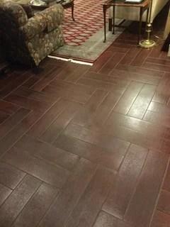 x 24 porcelain floor tiles