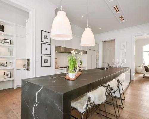 Modern Kitchen Design White Appliances