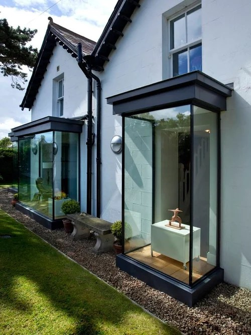 Image Result For Contemporary Bay Window
