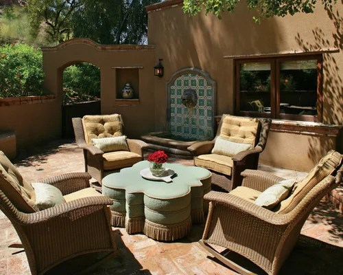 Mexican Patio Houzz