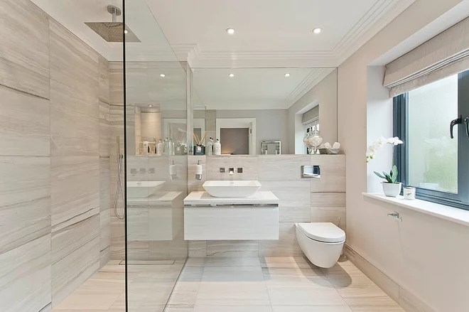 Contemporary Bathroom by Concept Interiors