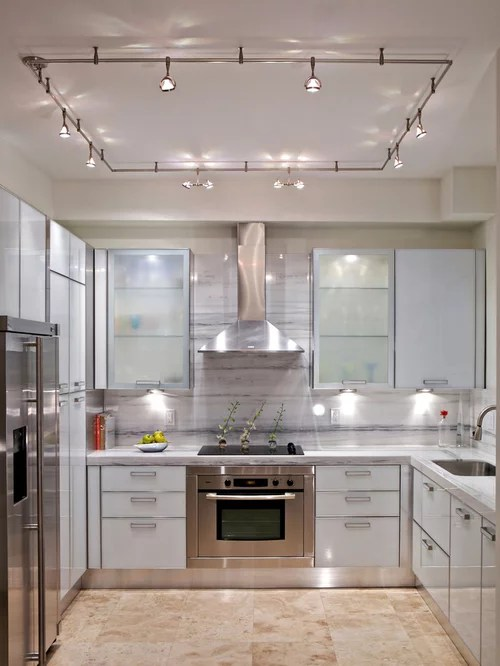 Open Galley Kitchen Design Ideas